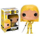 FUNKO POP Movies Kill Bill The Bride Vinyl Figure Dolls Action Figures Beautiful Girls Collection Model Toys for Children Gift