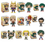 Funko Pop 8 Patterns My Hero Academia Deku DXF Figure KATSUKI ALL MIGHT Action Figure Model Pvc Collection Toys For Children
