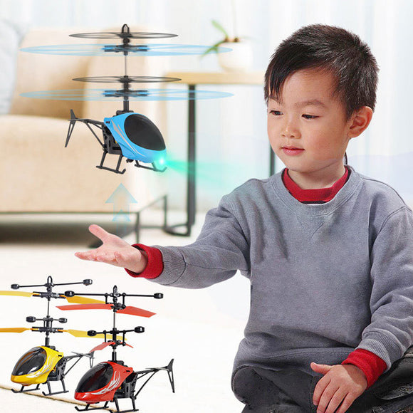Mini RC Drone Fly RC Helicopter Aircrafs for Children