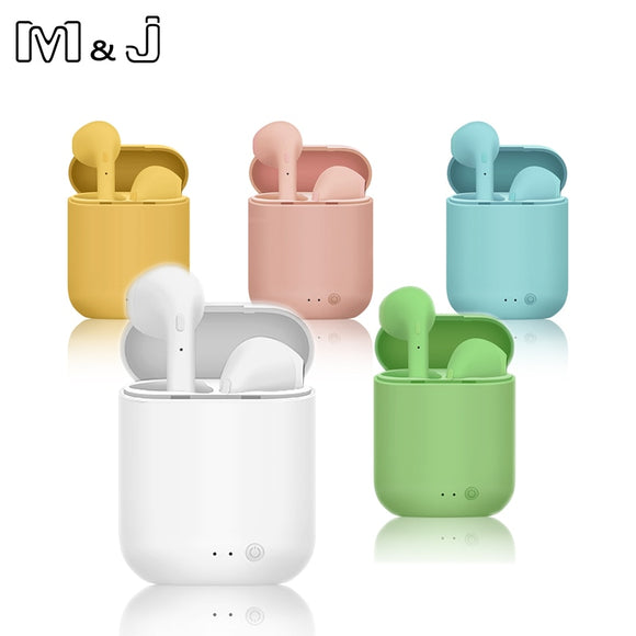 M&J TWS Mini 2 Wireless Headphones Bluetoothg