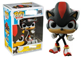 FUNKO POP Original SUPER SONIC SONIC WITH RING/EMERALD SHADOW Collectible Model PVC Action Figure Kids Toys