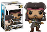 Funko POP Pirates of the Caribbean Captain JACK Sparrow Salazar Elizabeth Swann Ghost of Will Turner Vinyl Action Figure Toys