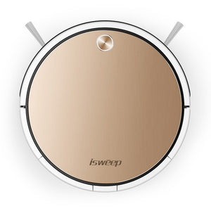 Isweep X3 Robot Vacuum Cleaner APP Control 1800 PA Wet and Dry Mop Home Sweeper Auto Recharge Good Package Preferred Gift