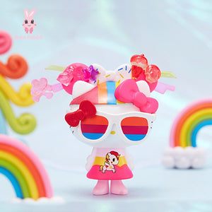 Authentic Tokidoki Unicorn Blind Box Toys Guess Bag Anime Figure Accesorios Gift Box Blind Bag Toys Figures Cute Model Doll
