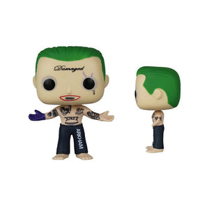 Funko pop Suicide Squad Harley Quinn The Joker 10cm Vinyl action Figure Collectible Model Toy for children birthday Gift