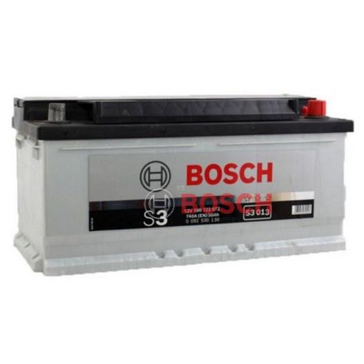 BOSCH 0092S30130 BATTERY(S3)-12V/90AH/720A-SAJID Auto Online