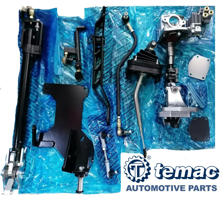 Actros Gear Lever Conversion Kit Temac 1431.85, Made in Italy