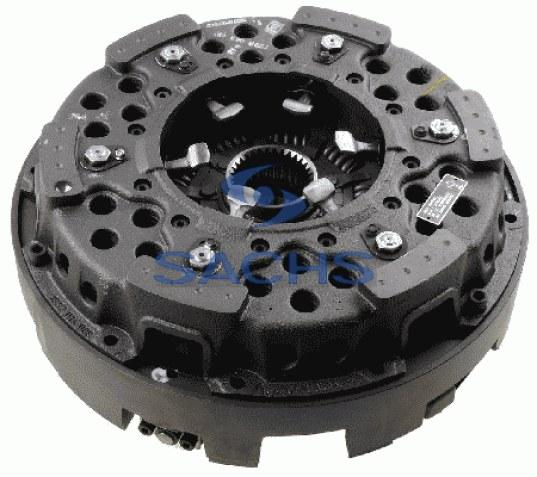 SACHS 1888063137 CLUTCH COVER ASSY 380MM-SAJID Auto Online