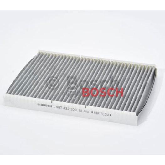 BOSCH 1987432300 CAB AIR CARBON FILTER-GULF IV-SAJID Auto Online