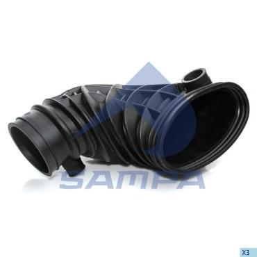 SAMPA AIR CLEANER HOSE-BELLOWS TYPE 202.482-SAJID Auto Online