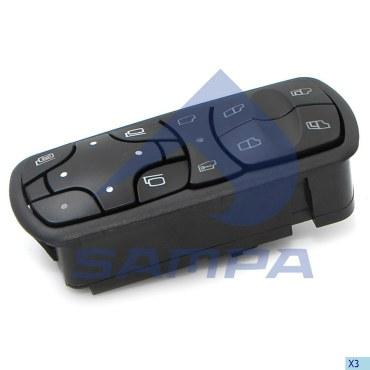 SAMPA ACTROS DOOR SWITCH 203.143-SAJID Auto Online