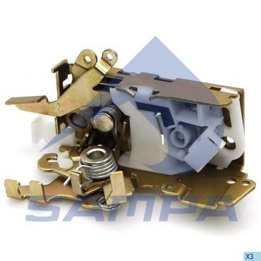 SAMPA DOOR LOCK LEFT 204.131-SAJID Auto Online