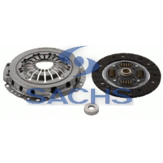 SACHS 3400700529 ACTROS CLUTCH KIT MP4-SAJID Auto Online