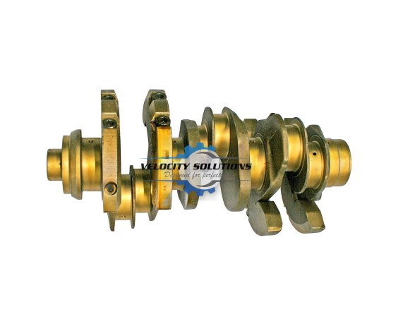 Velocity Solutions Crankshaft con-rod un seperated (small con-rod bearing) OM401-V6-125MM PN: 4010302301