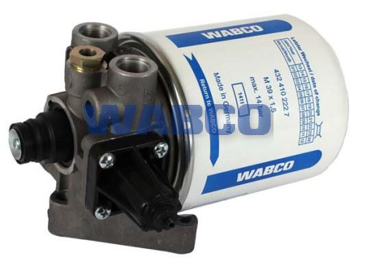 WABCO 4324100420 SINGLE CHAMBER AIR DRYER-SAJID Auto Online