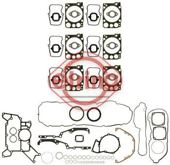 ELRING ACTROS FULL GASKET SET MP2/MP3 529.730-SAJID Auto Online