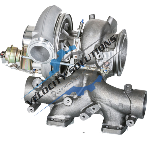 Velocity Solutions Turbocharger Replacement for 1830547, PN: 4.761830-SAJID Auto Online