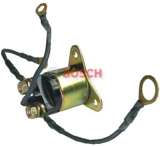 BOSCH SOLENOID SWITCH(24V)-MB/MAN, F042010604-SAJID Auto Online