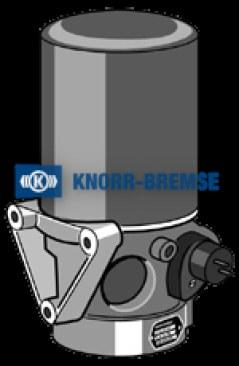 KNORR-BREMSE VOLVO AIR DRYER W/OUT SENSOR LA8707-SAJID Auto Online