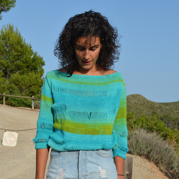 Water Lily Sweater