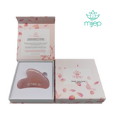 Rose Quartz Gua Sha (Heart Shape)