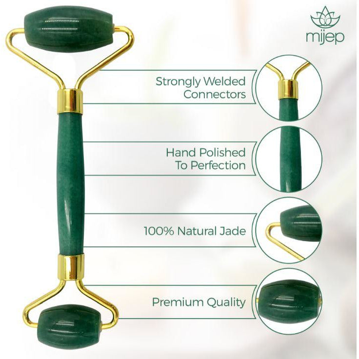 Jade Roller and Gua Sha - MIJEP