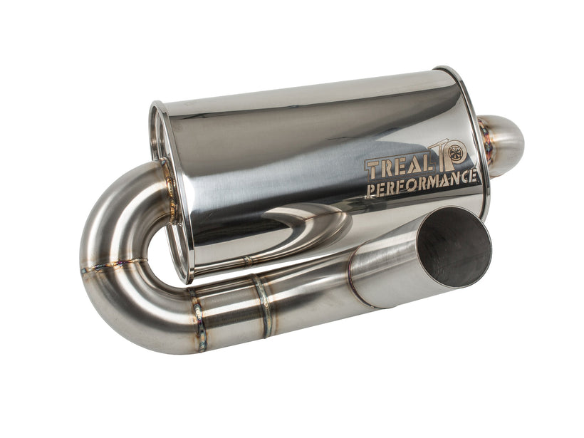 Can-Am 2018-2019 X3 Base 120hp Exhaust