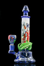 "Grimm Glass (aka Karl S. Taylor) - ""Alice In Wonderland"" Tube"