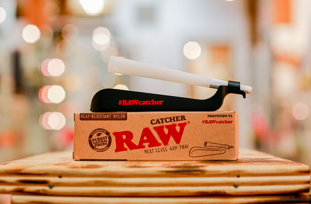 Raw Catcher Ashtray