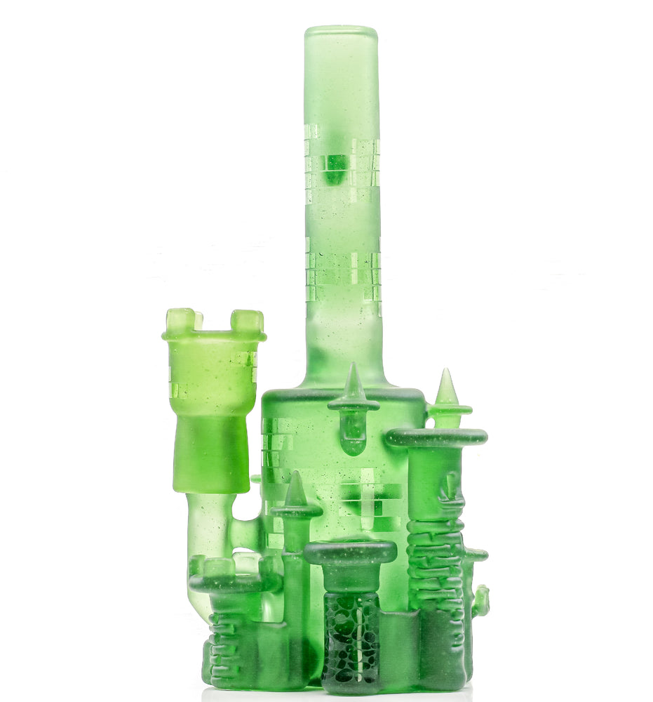 JEBB Gem Series green stardust castle dab rig