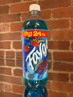 Exotic Soda Faygo Raspberry Blueberry