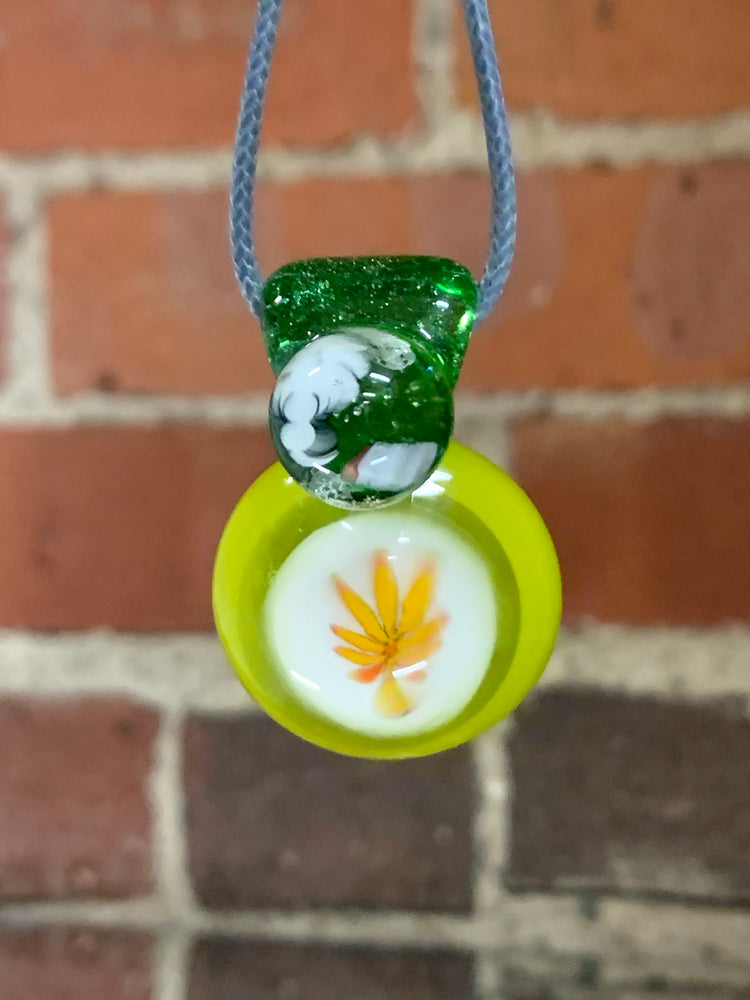 Messey Glass Joint Pendant