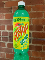 Exotic Soda Faygo 60/40 Grapefruit-Lime