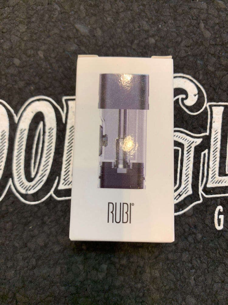 Rubi pen cartridge