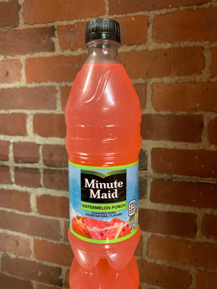 Exotic Soda Minute Maid