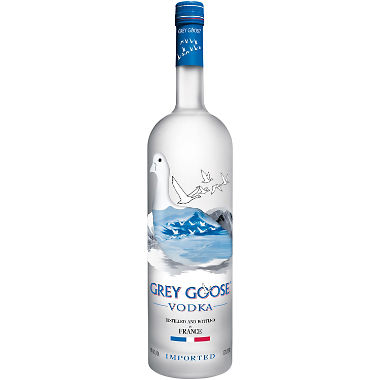 Grey Goose French Vodka - 1.75 L - SipsyLA