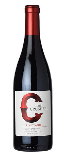 The Crusher Pinot Noir - SipsyLA