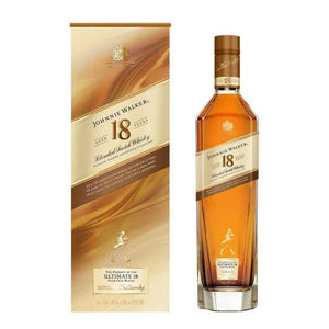 Johnnie Walker Gold 18 year Blended Scotch Whiskey - 750 ml - SipsyLA