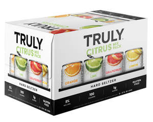 Truly Citrus Variety 12 PK cans
