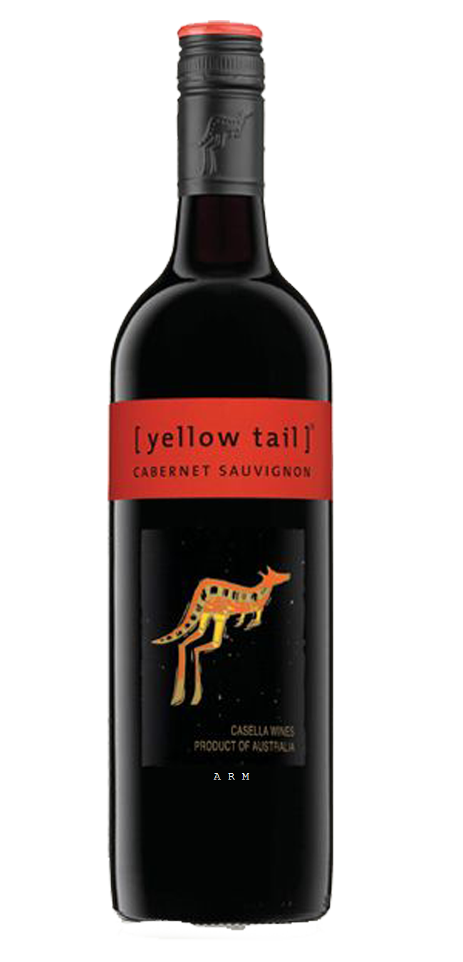 Yellow Tail Cabernet Sauvignon 750ml - SipsyLA
