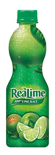 Real Lime Juice - 8oz - SipsyLA