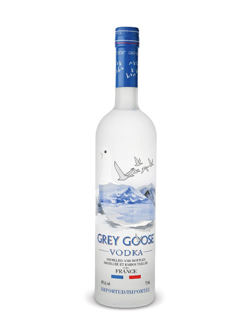 Grey Goose French Vodka - 750 ml - SipsyLA