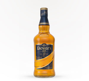 Dewar's 12 Year Old Blended Scotch Whiskey - 750 ml - SipsyLA