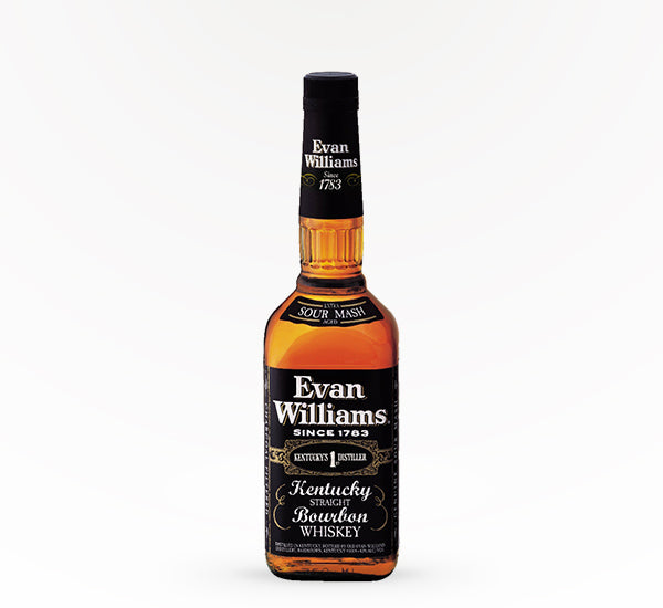 Evan Williams - Kentucky Straight Bourbon - 750 ml - SipsyLA