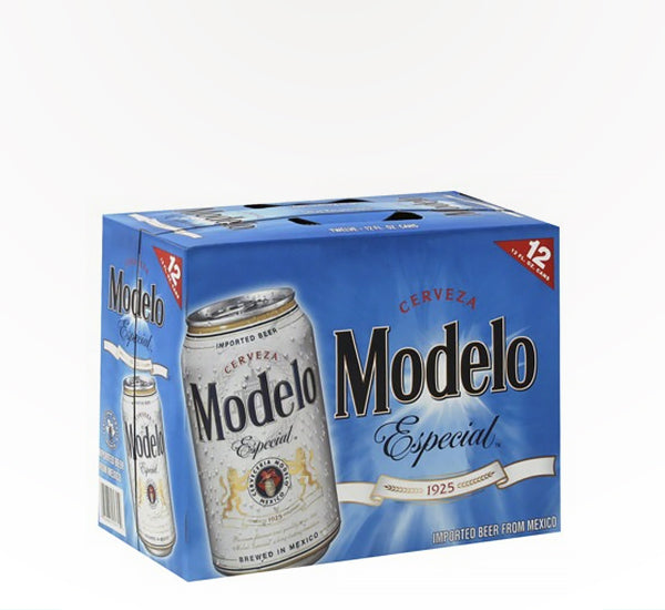 Modelo Especial Pilsner-Style Lager  - 12 cans - SipsyLA