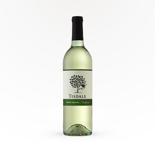 Tisdale Pinot Grigio - SipsyLA