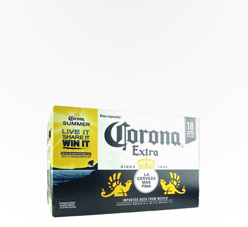 Corona Extra Mexican Pale Lager  - 18 bottles - SipsyLA