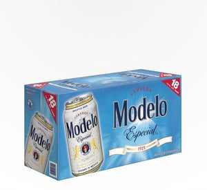 Modelo Especial Pilsner-Style Lager  - 18 cans - SipsyLA