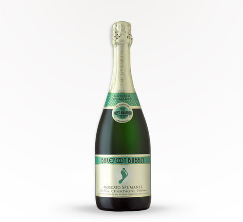 Barefoot Bubbly Moscato Spumante - 750 ml - SipsyLA