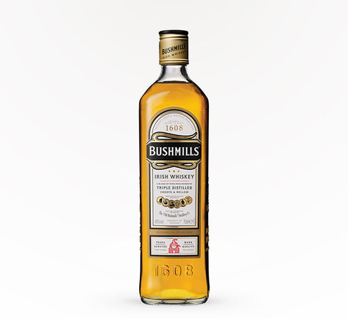 Bushmills Triple Distilled Irish Whiskey - 750 ml - SipsyLA